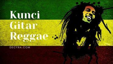 kunci gitar reggae